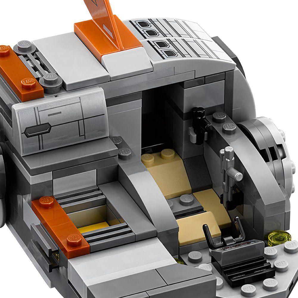 Конструктор Lego Star Wars - Транспортна Капсула на Съпротивата (75176) - 7