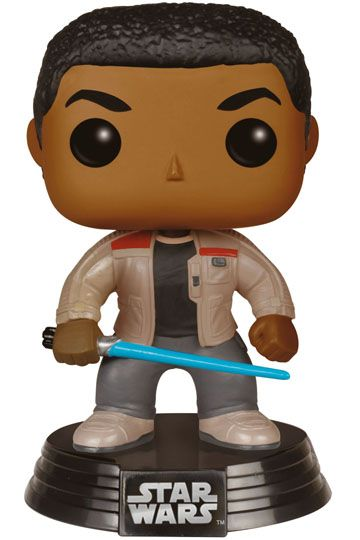 Фигура Funko Pop! Star Wars: Episode VII - Finn With Lightsaber, #85 - 1