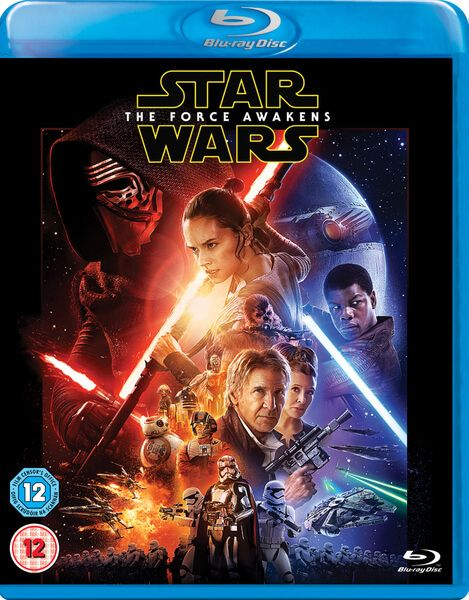 Star Wars: Episode VII - The Force Awakens - 2 диска (Blu-Ray) - 2