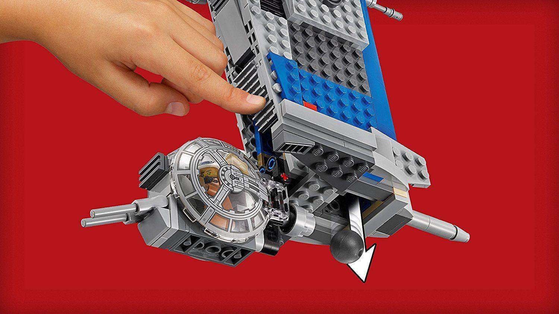 Конструктор Lego, Star Wars - Бомбардировач на Съпротивата (75188) - 9