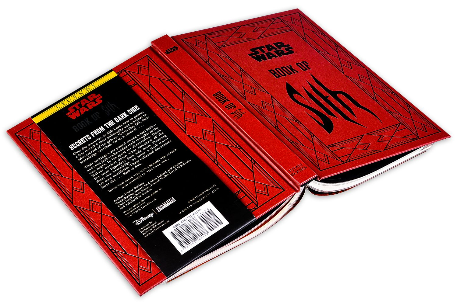 Star Wars. Book of Sith: Secrets from the Dark Side - 2