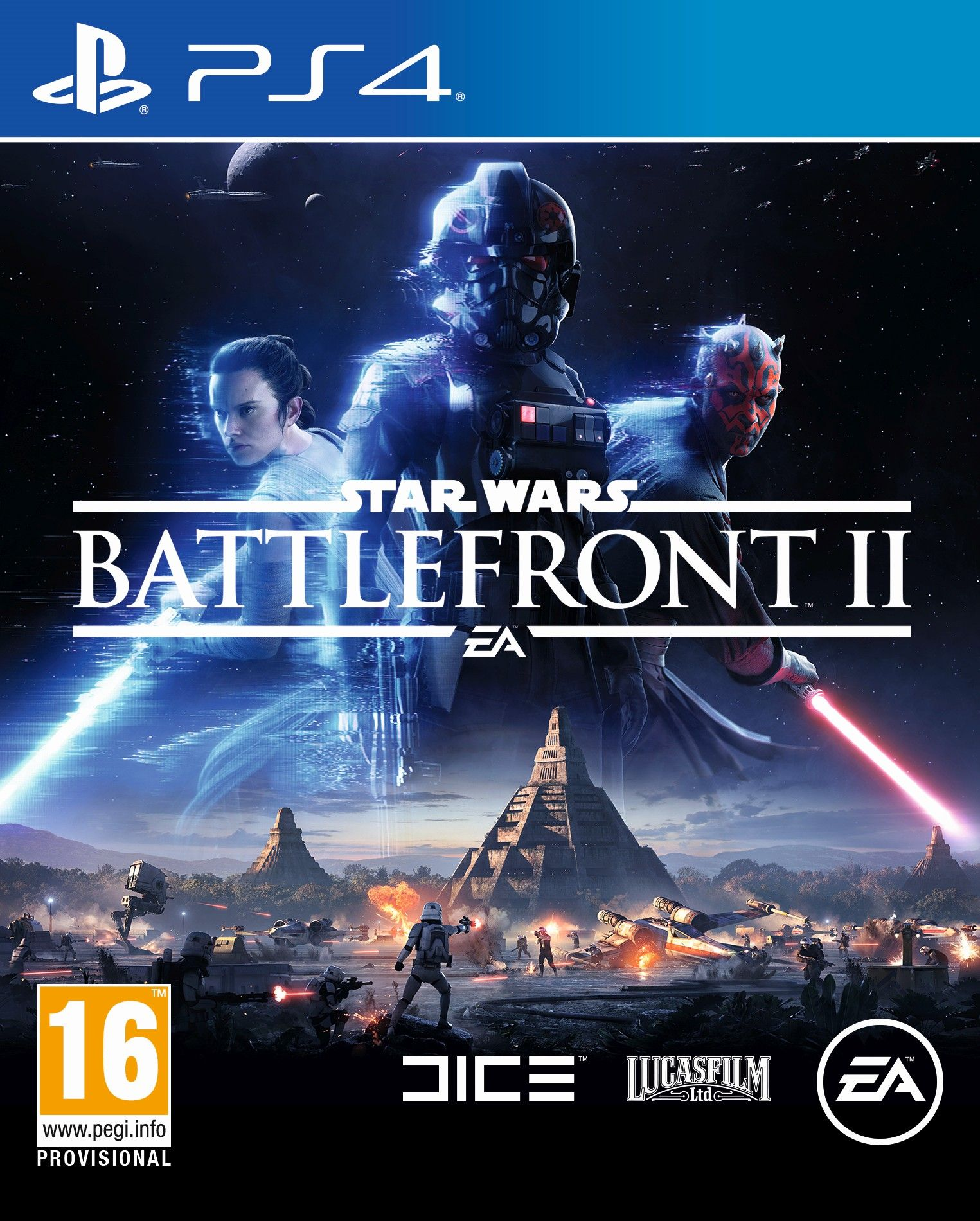 Star Wars Battlefront II (PS4) - 1