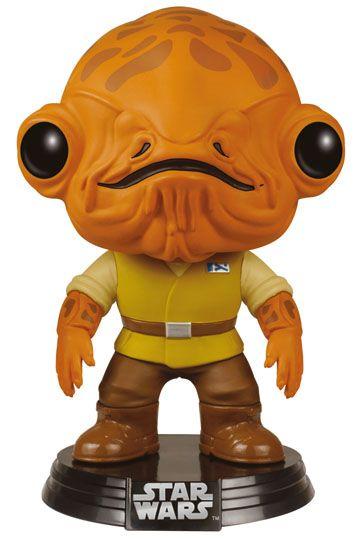 Фигура Funko Pop! Star Wars: Star Wars Episode VII - Admiral Ackbar, #81 - 1