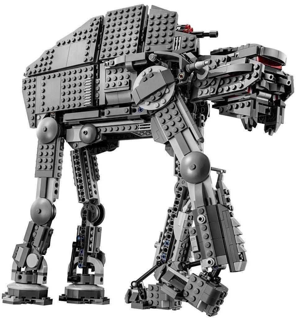 Конструктор Lego Star Wars - Heavy Assault Walker на Първата заповед (75189) - 3