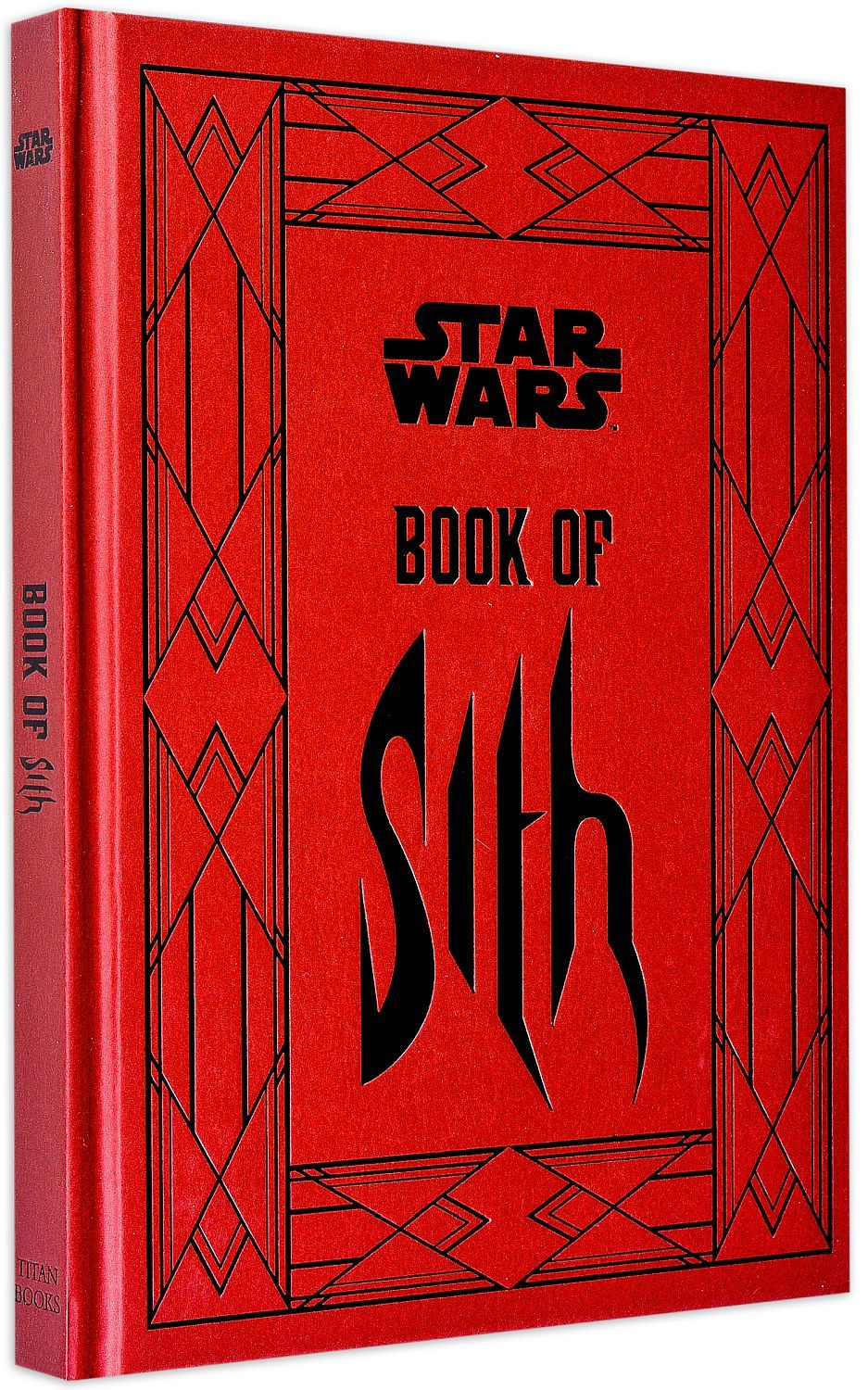 Star Wars. Book of Sith: Secrets from the Dark Side - 1