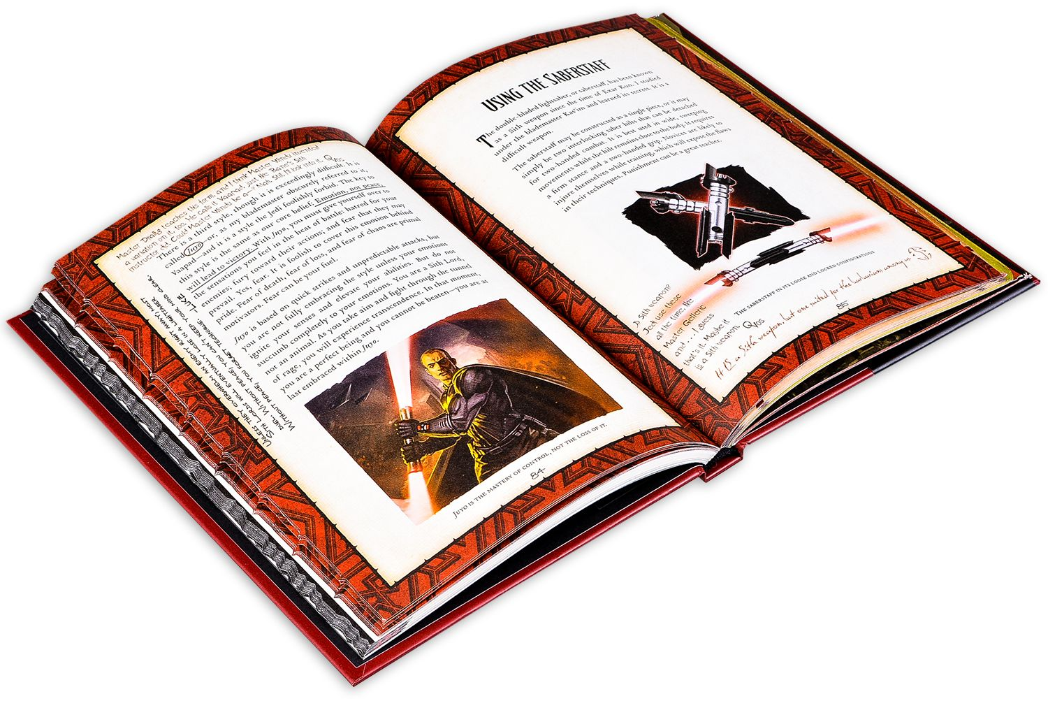 Star Wars. Book of Sith: Secrets from the Dark Side - 3