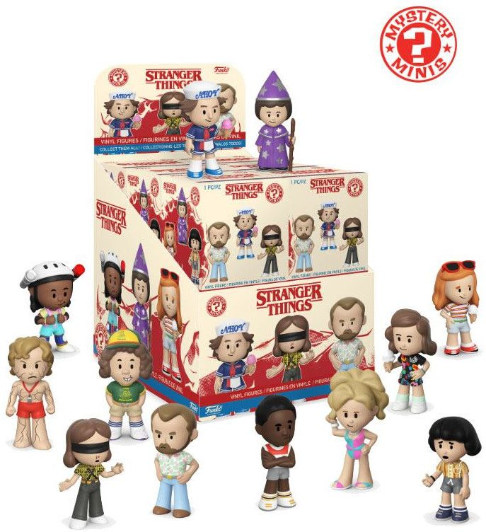 Мини фигура Funko: Stranger Things - Mystery Mini Blind Box - 1