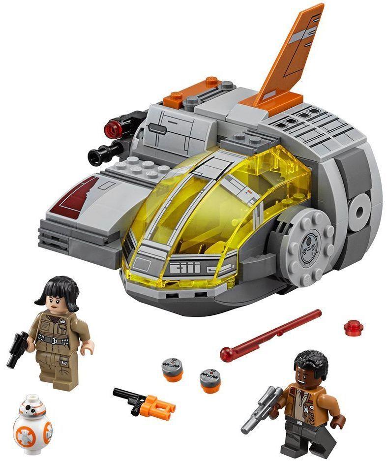 Конструктор Lego Star Wars - Транспортна Капсула на Съпротивата (75176) - 5