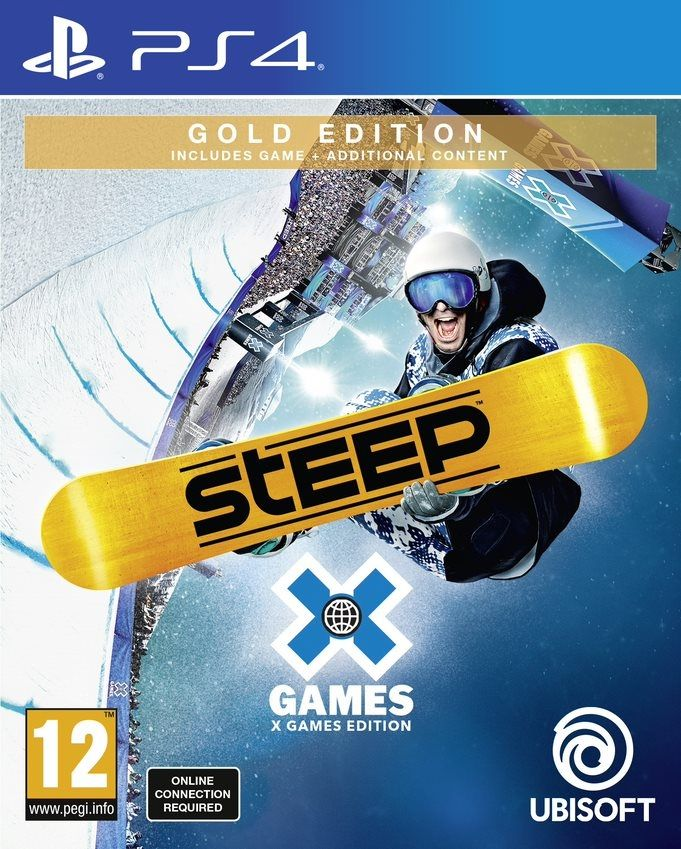Steep X Games Gold Edition (PS4) - 1