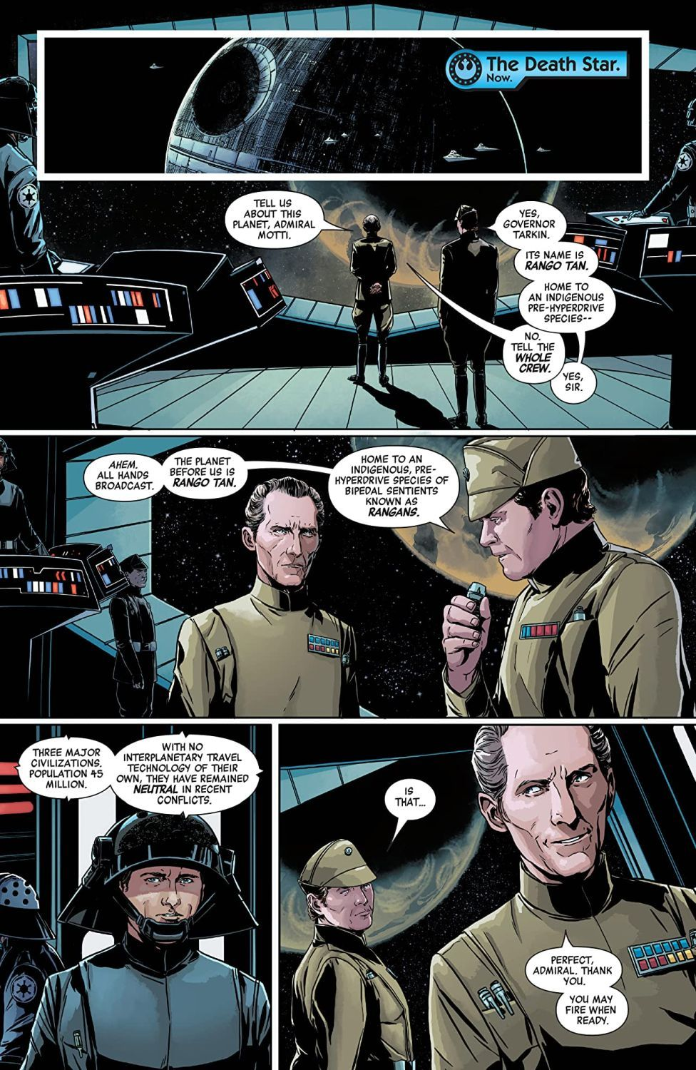 Star Wars Age of the Rebellion. Villains - 2