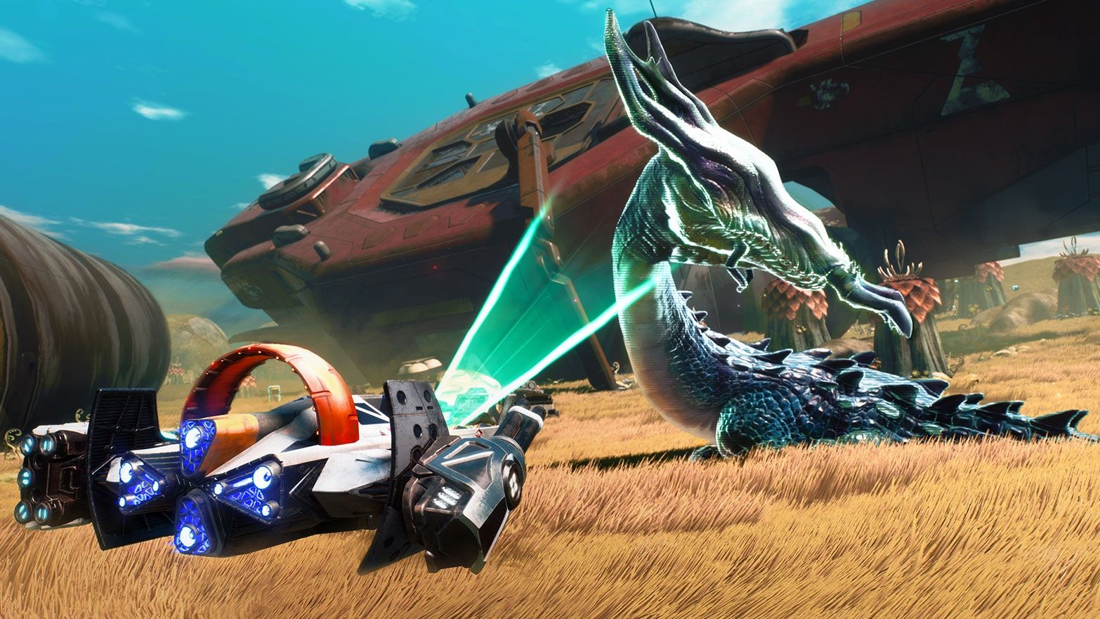 Starlink: Battle for Atlas - Weapon Pack, Crusher & Shredder - 7