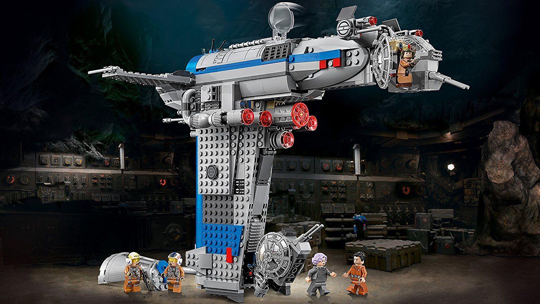 Конструктор Lego, Star Wars - Бомбардировач на Съпротивата (75188) - 11