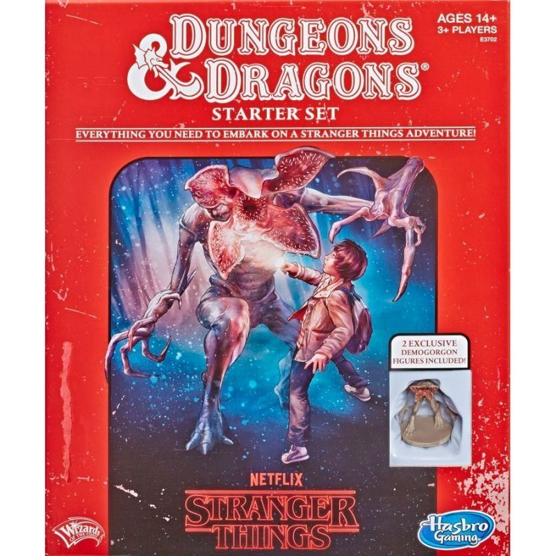 Ролева игра Stranger Things Dungeons & Dragons Starter Set - 8