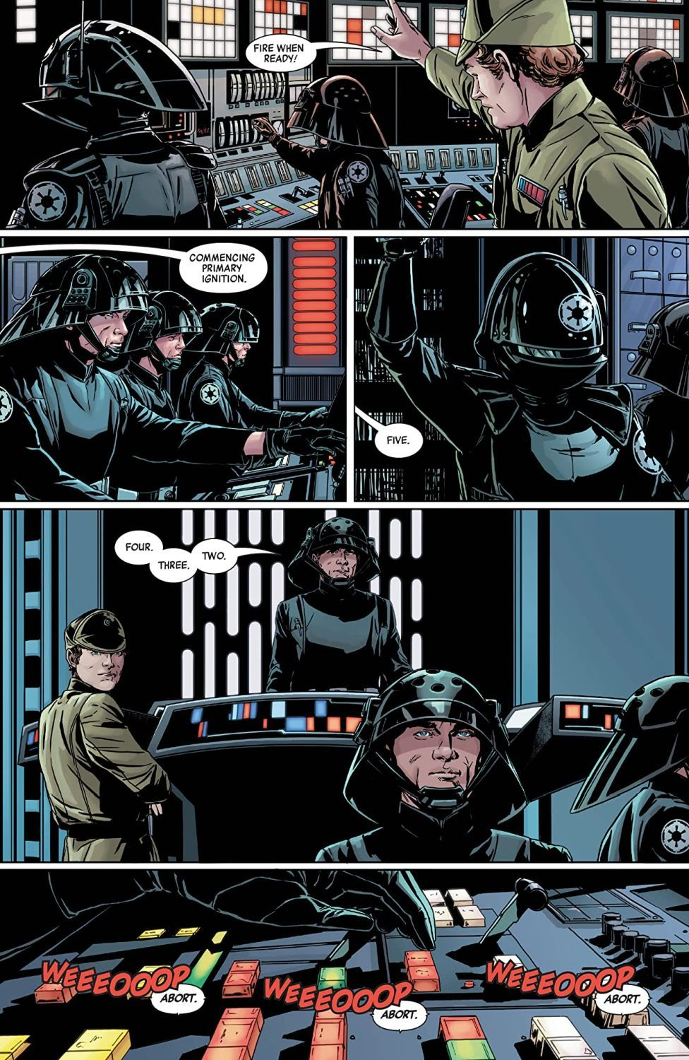 Star Wars Age of the Rebellion. Villains - 3
