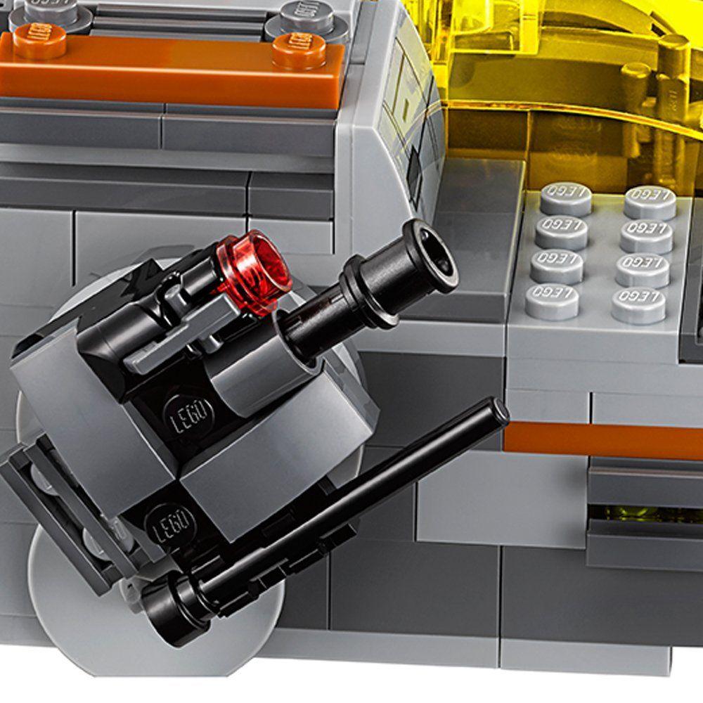 Конструктор Lego Star Wars - Транспортна Капсула на Съпротивата (75176) - 4