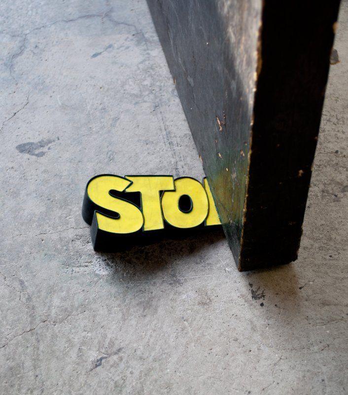 Stop Door - 4