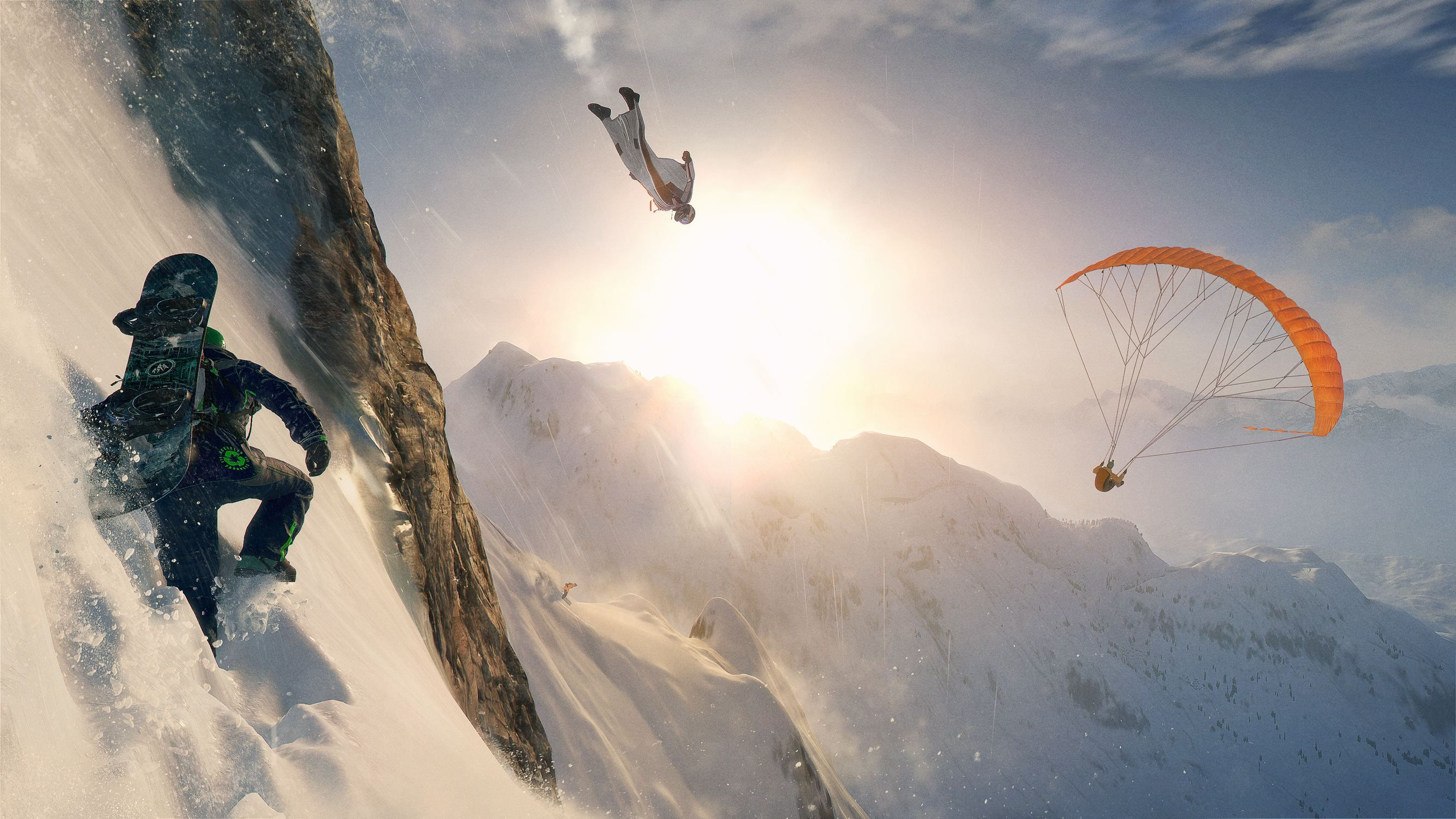 Steep Winter Games Edition (Xbox One) - 3