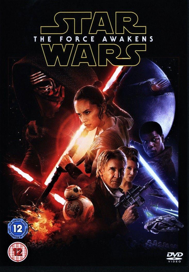 Star Wars: Episode VII - The Force Awakens (DVD) - 1