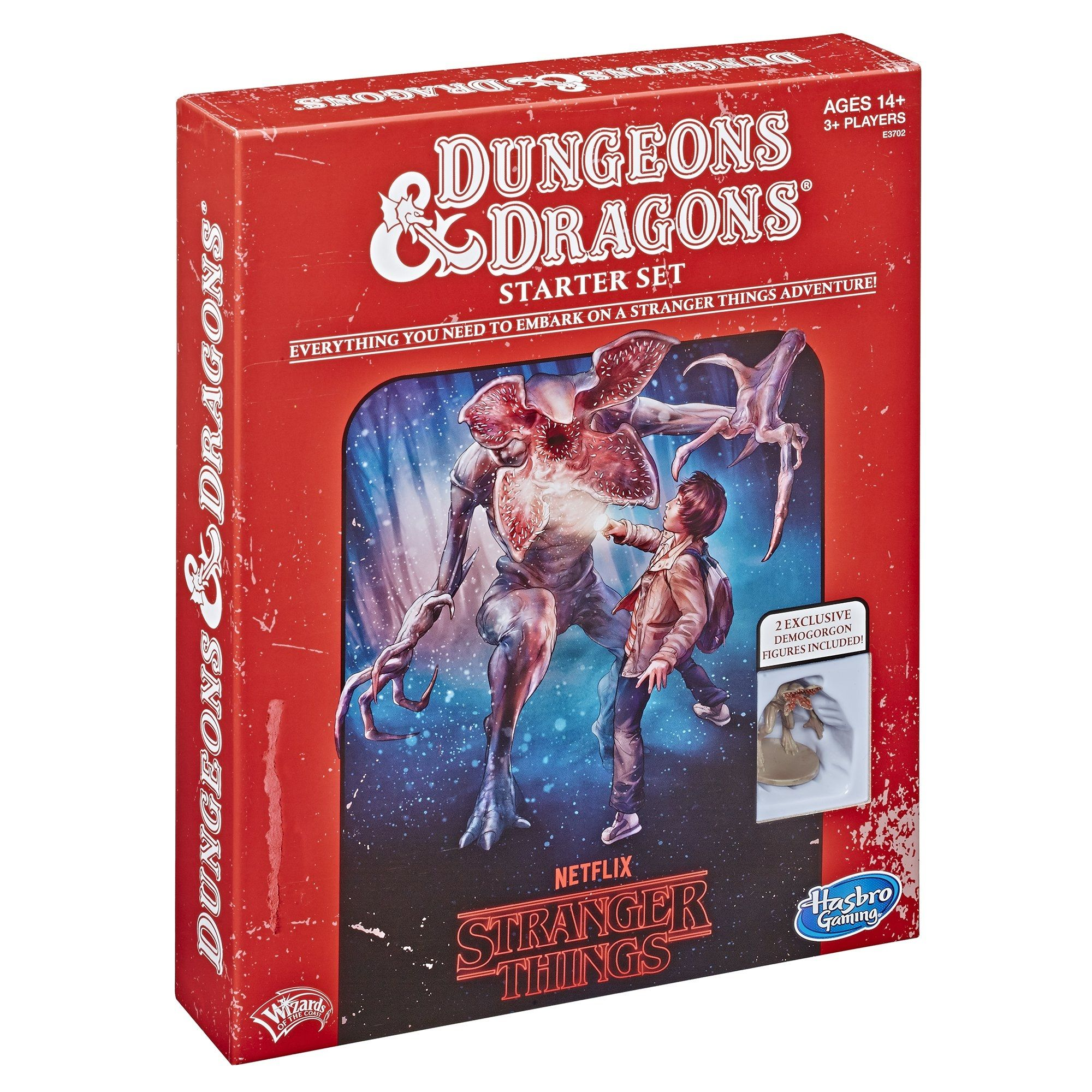 Ролева игра Stranger Things Dungeons & Dragons Starter Set - 1