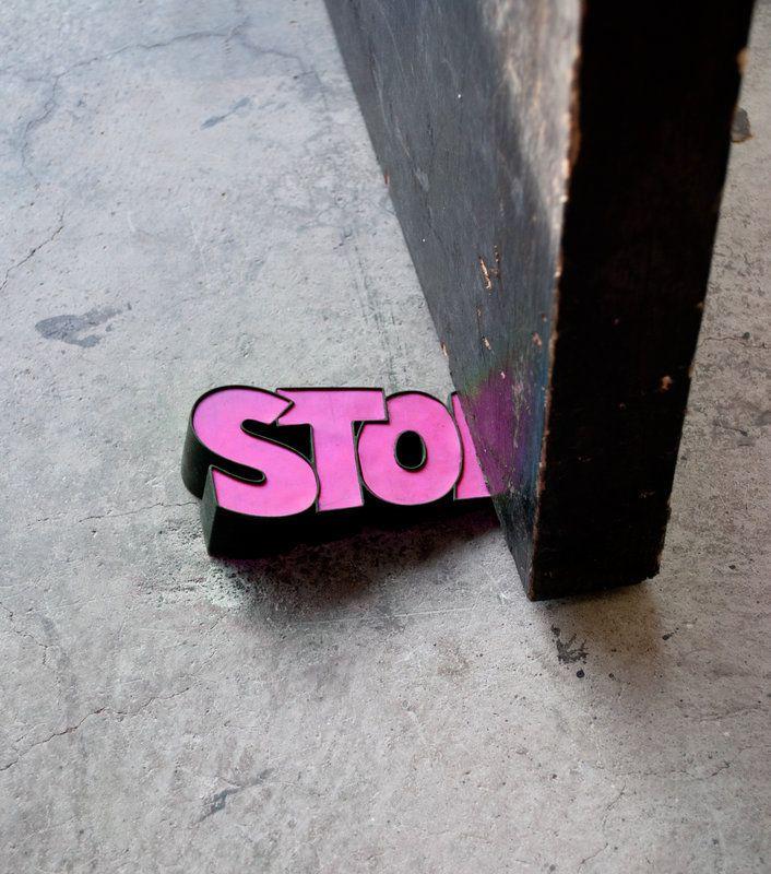 Stop Door - 3