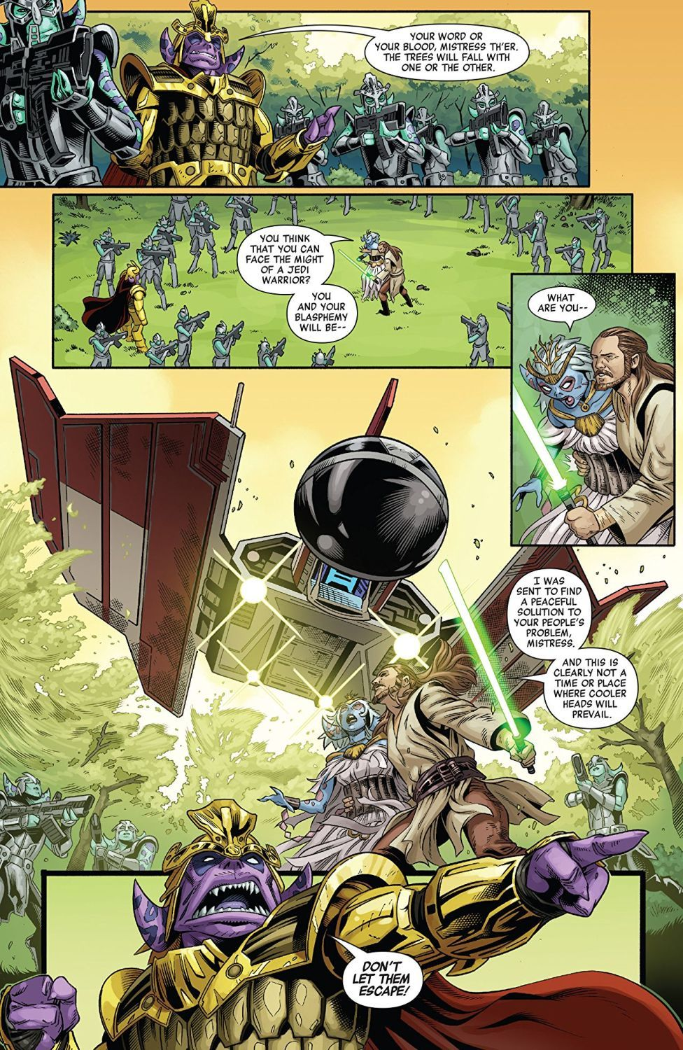 Star Wars Age of the Republic. Heroes - 4