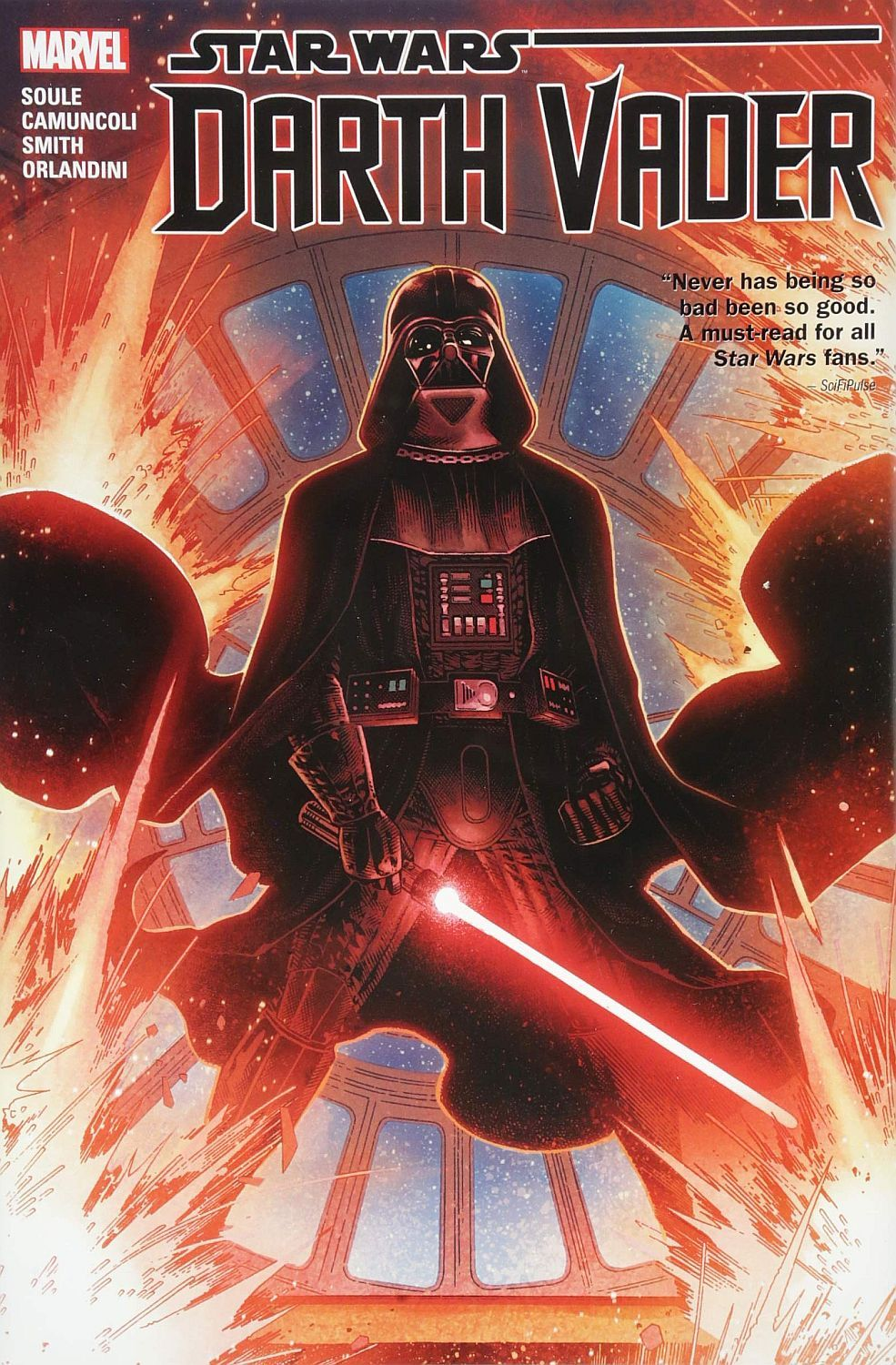 Star Wars Darth Vader - Dark Lord of the Sith Vol. 1 - 1