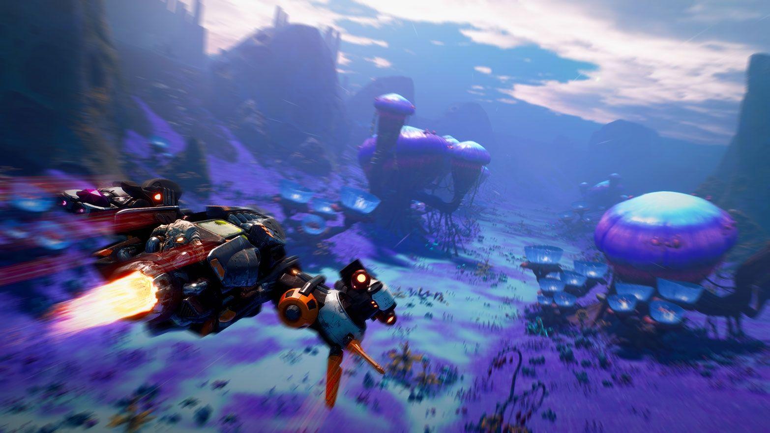Starlink: Battle for Atlas - Co-op Pack (PS4) - 8