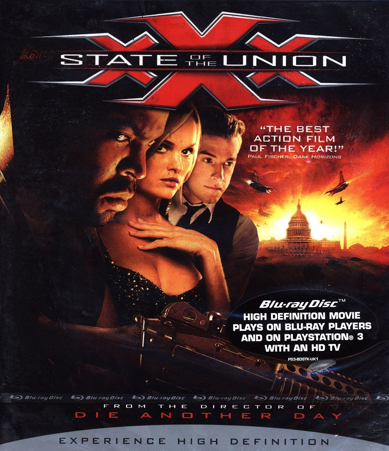 xXx: State of The Union (Blu-Ray) - 1