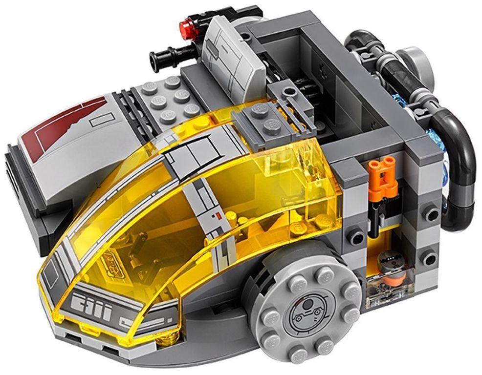 Конструктор Lego Star Wars - Транспортна Капсула на Съпротивата (75176) - 6