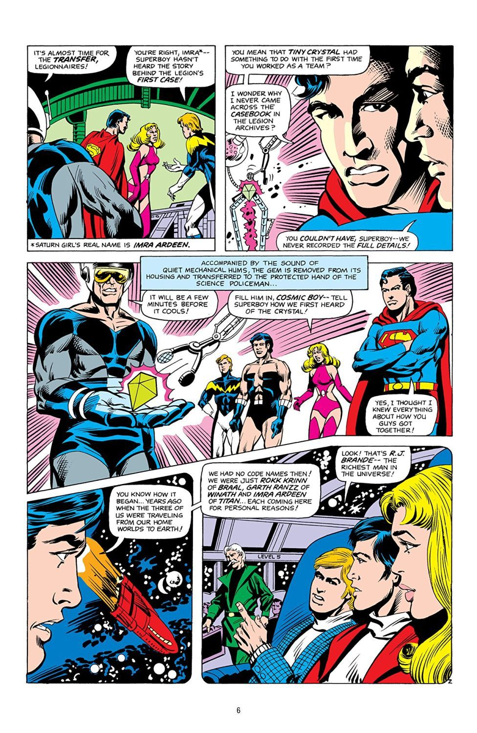 Superboy and the Legion of Super-Heroes Vol. 1-4 - 5