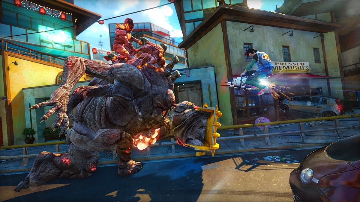 Sunset Overdrive (Xbox One) - 8