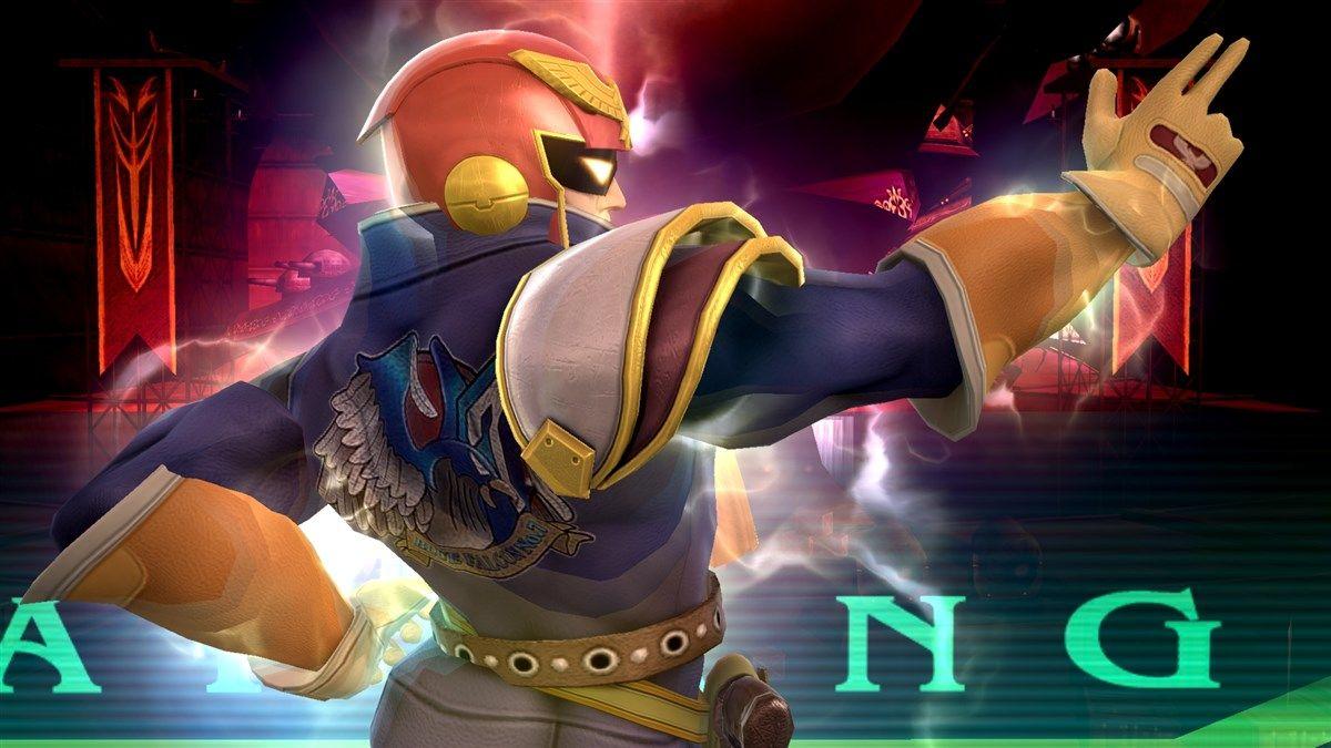 Super Smash Bros. (Wii U) - 7