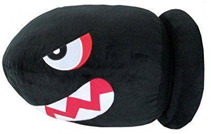Възглавничка Nintendo - Banzai Bill - 1
