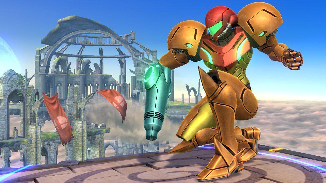 Super Smash Bros. (Wii U) - 9