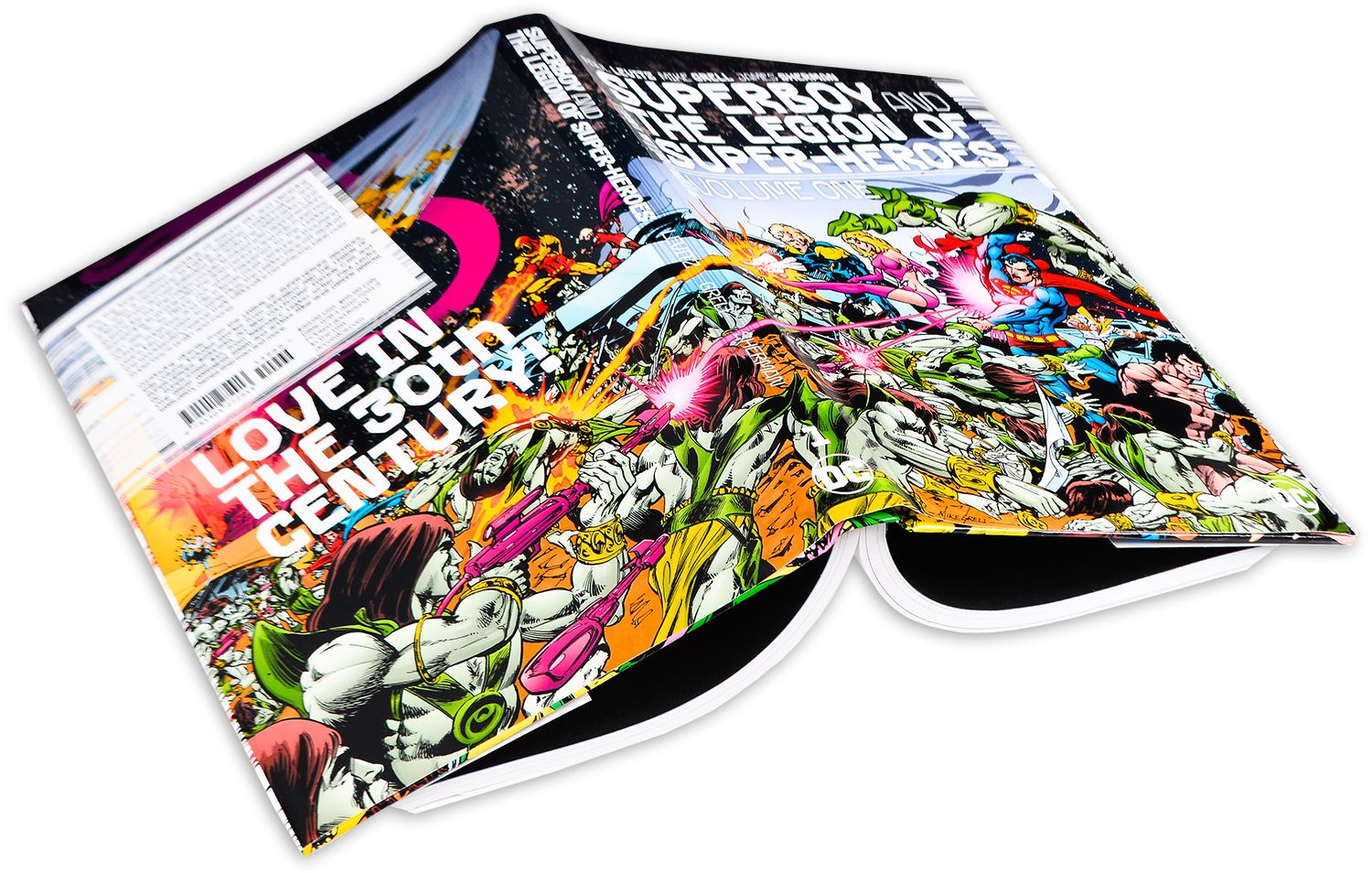 Superboy and the Legion of Super-Heroes Vol. 1-1 - 2