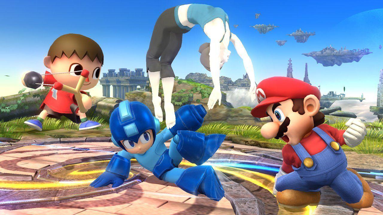 Super Smash Bros. (Wii U) - 13
