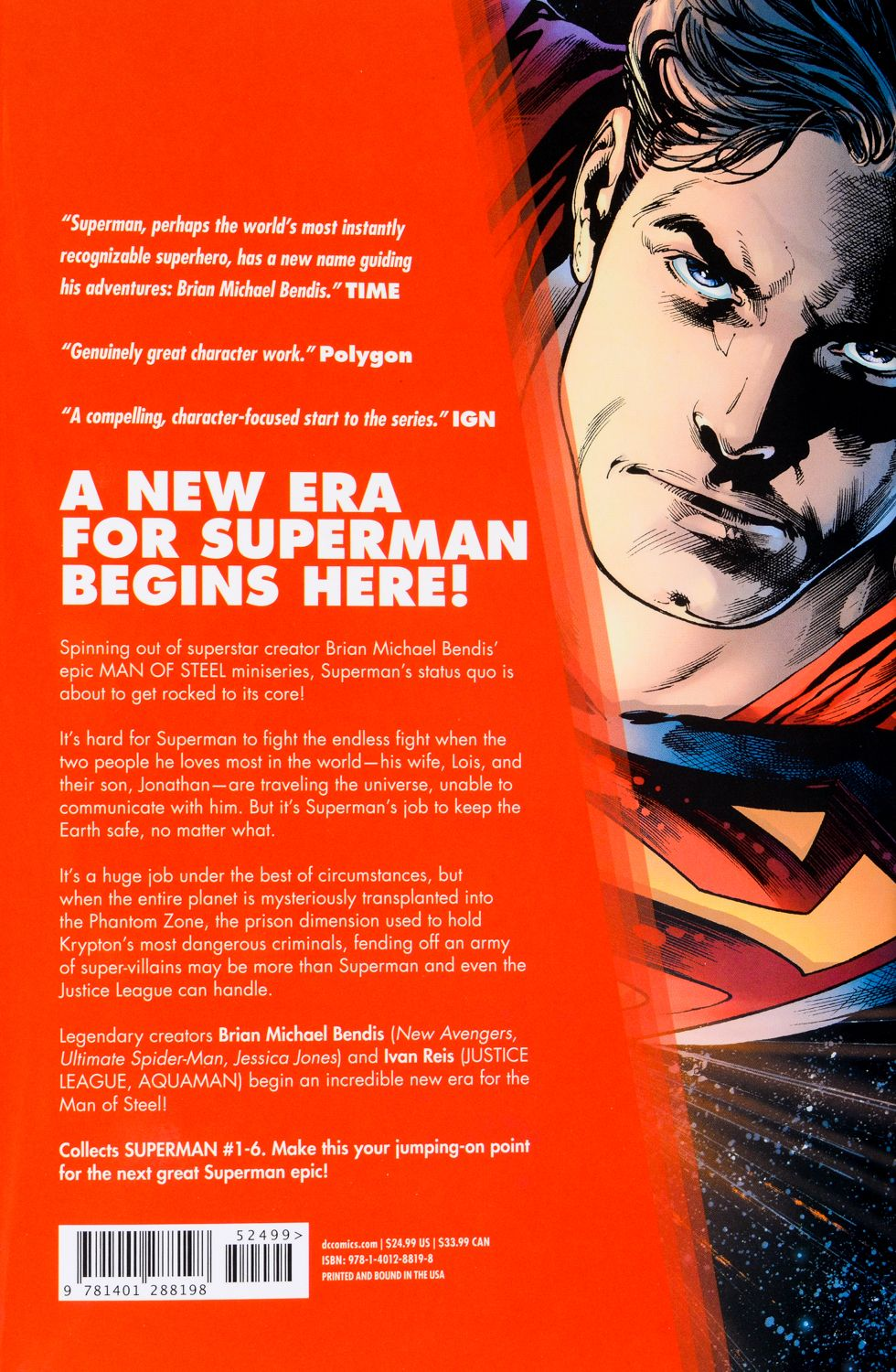 Superman, Vol. 1: The Unity Saga: Phantom Earth - 2