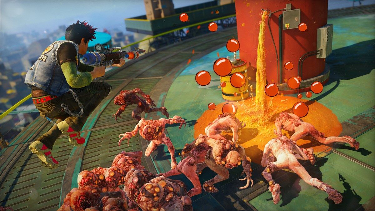 Sunset Overdrive (Xbox One) - 7