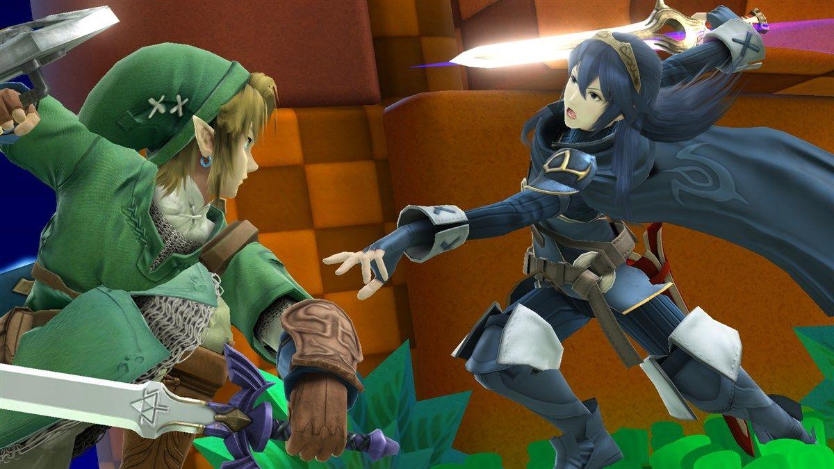 Super Smash Bros. (Wii U) - 15