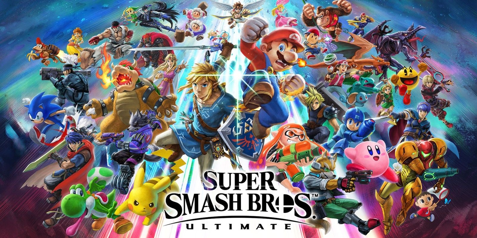 Super Smash Bros. Ultimate (Nintendo Switch) - 9
