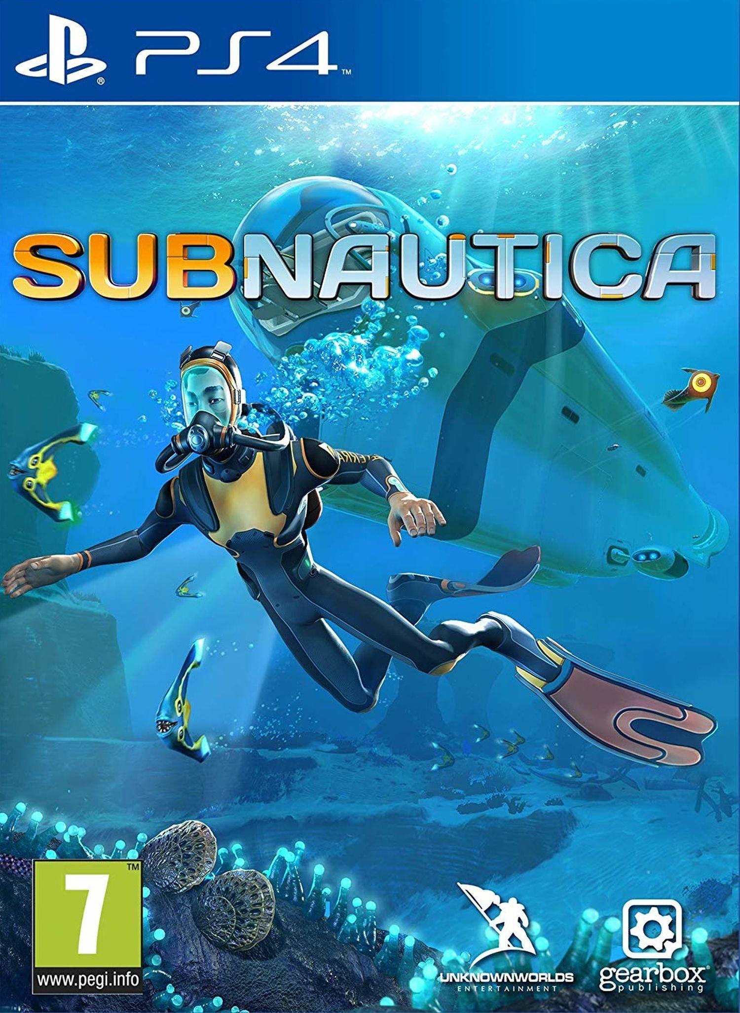 Subnautica (PS4) - 1