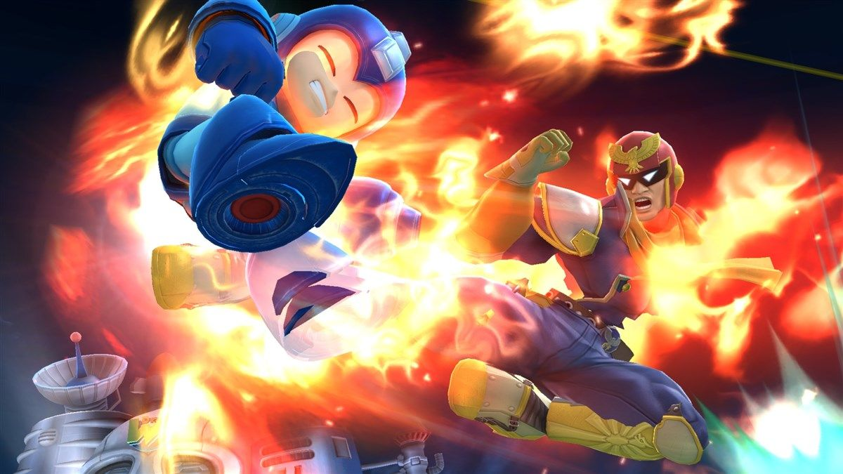 Super Smash Bros. (Wii U) - 8