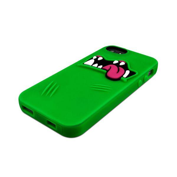 SwitchEasy Monsters Ticky за iPhone 5 -  черен - 7