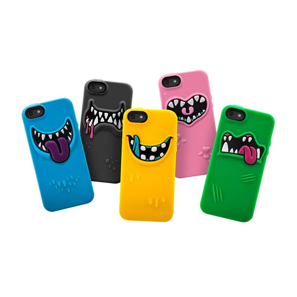 SwitchEasy Monsters Scrappy за iPhone 5 - 5