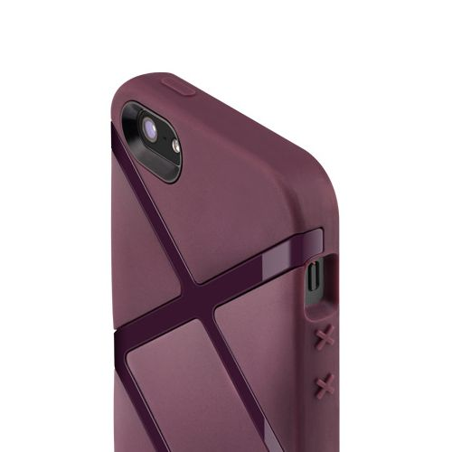 SwitchEasy Bonds Furple Purple за iPhone 5 - 4