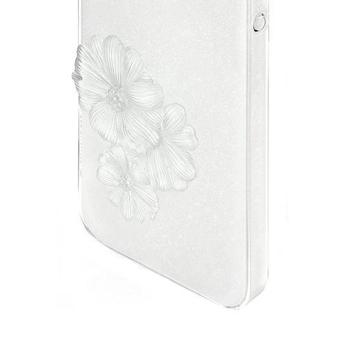 SwitchEasy Dahlia Sparkling White за iPhone 5 - 4
