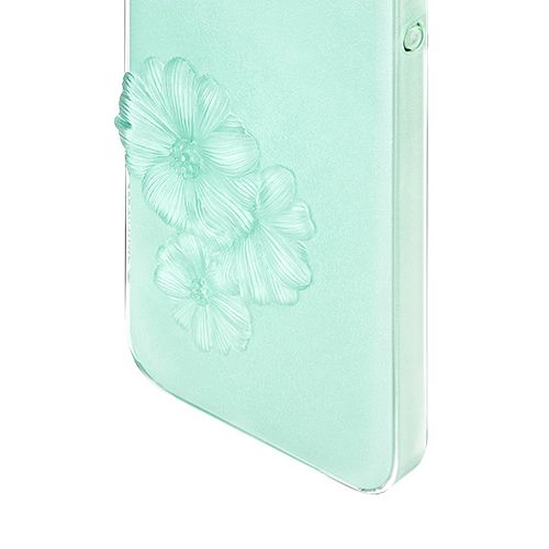SwitchEasy Dahlia Sparkling Mint за iPhone 5 - 4