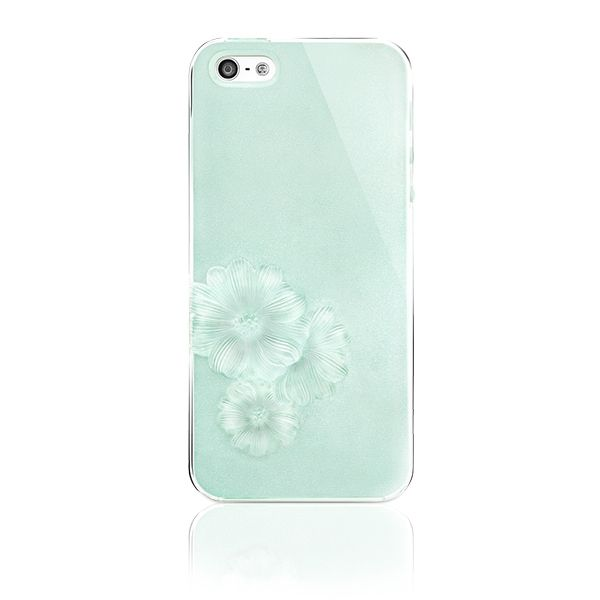 SwitchEasy Dahlia Sparkling White за iPhone 5 - 5