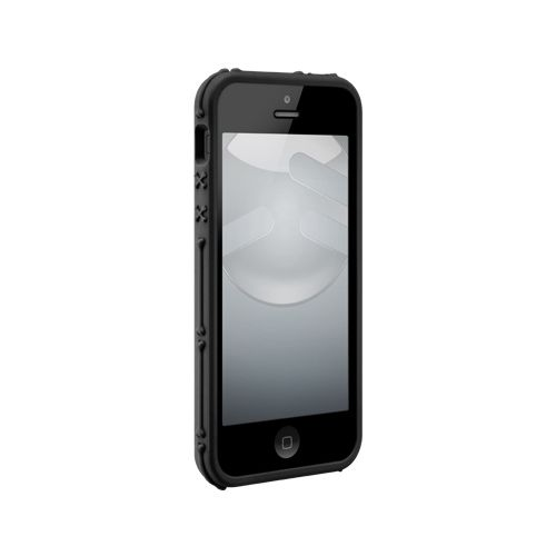 SwitchEasy Bones Pirate Black за iPhone 5 - 2