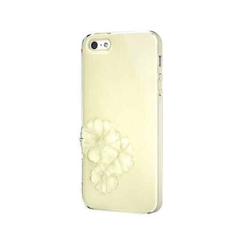 SwitchEasy Dahlia Sparkling Yellow за iPhone 5 - 1